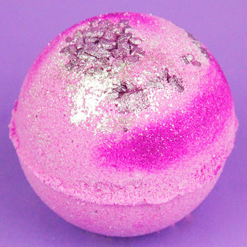 Astronaut Candy Bath Bomb (Purple Candy)