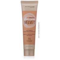 Maybelline Dream Velvet Foundation, 70 Pure Beige