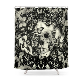 Society6 Victorian Gothic Shower Curtains