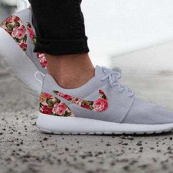 Nike Roshe Run Women Men Casual Sneakers Sport Running Shoes-7