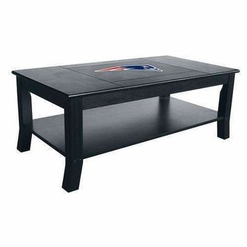 New England Patriots NFL Coffee Table