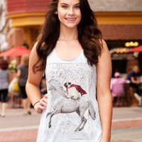 The Pug Saves The Day Tank Top