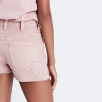 Madewell x Where I Was From™ High-Rise Jean Shorts : | Madewell