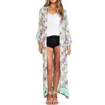 *online exclusive* floral duster kimono (also available in black)