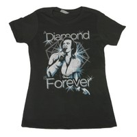 Womens Diamond is Forever Sketch T-Shirt