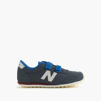 boys new balance for crewcuts glow in the dark 410 sneakers