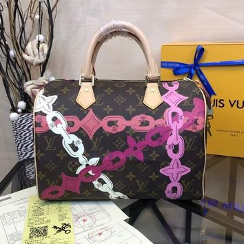 LV fashion trend bucket handbags