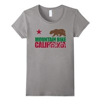 Mountain Bike California Shirt - MTB California T-Shirt