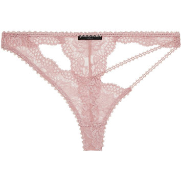 Simone Laurent Thong Brief