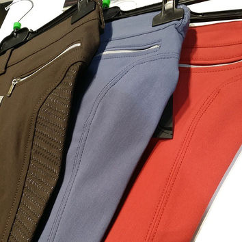 Equiline Ash Breeches in Color