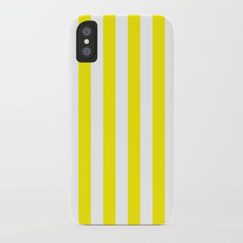 Vertical Yellow Stripes by CoolFunAwesomeTime