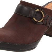 Amazon.com: Clarks Women's Gallery Quill Clog: Shoes