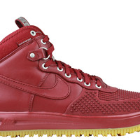 Nike Men's Lunar Force 1 Duckboots Team Red