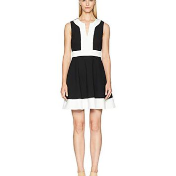 Kate Spade New York Color Block Ponte Dress