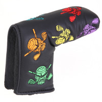 Lucky 13 Putter Cover - Blade Style (Multicolored)