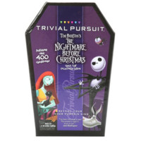 The Nightmare Before Christmas Trivial Pursuit Game