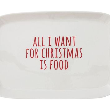 All I Want for Christmas is Food Platter