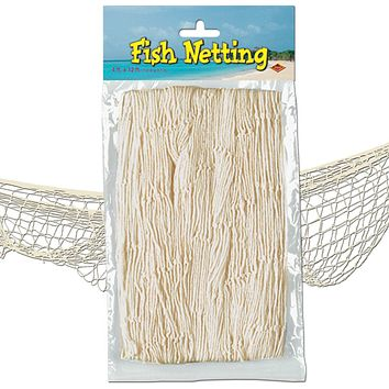 Fish Netting - Natural White - CASE OF 12