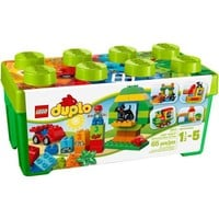 LEGO DUPLO All-in-One Box of Fun Building Set - Walmart.com