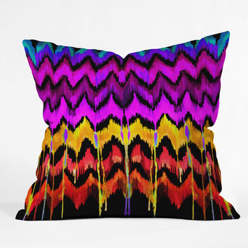 Holly Sharpe Navajo Haven Throw Pillow