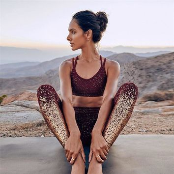 Women's Fashion Summer Hot Sale Yoga Sports Leggings [1934967734369]