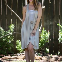 Over The Taupe Cover-Up Dress | Dresses | Kiki LaRue