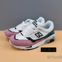 DCCKGQ8 cxon new balance nb1500 retro pink for women running sport casual shoes sneakers