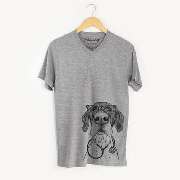 Booze the German Shorthaired Pointer  - Medical Collection