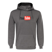YouTube Ultimate Hooded Sweatshirt