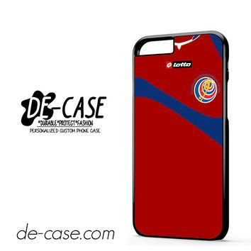 Costa Rica Soccer Jersey For Iphone 6 Iphone 6S Iphone 6 Plus Iphone 6S Plus Case Phon