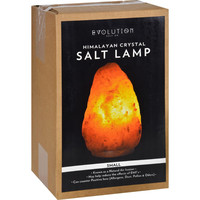 Evolution Salt Crystal Salt Lamp - Natural - 6 Lbs - 1 Count