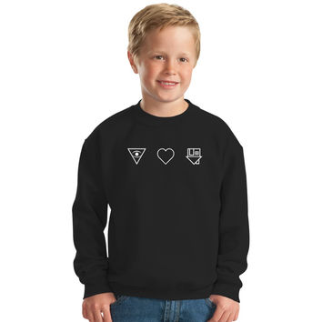 The Neighbourhood Love Kids Sweatshirt