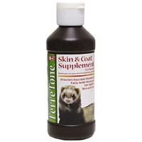 Ferretone Liquid Skin and Coat Supplement, Ferret Supplement - Pet Supplies, Pet Supply, Pet Dog, Dog Supplies, Pet Products, cat supplies, fish supplies, dog food, cat food, pet dog, Care A Lot Pet Supply