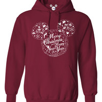 Merry Christmas and Happy New Year Men's Christmas Collection