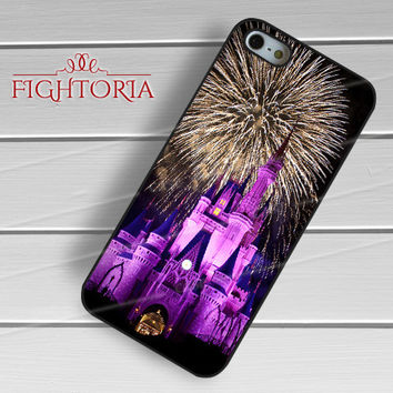 Disney Palace Fireworks - zzZzz for  iPhone 4/4S/5/5S/5C/6/6+s,Samsung S3/S4/S5/S6 Regular/S6 Edge,Samsung Note 3/4