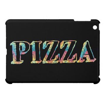 Pizza iPad Mini Case