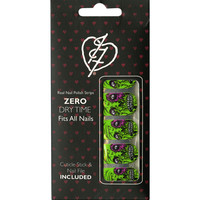 Iron Fist Zombie Nail Stickers | Hot Topic