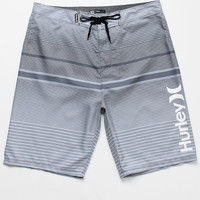"Hurley Wailer Striped 21"" Boardshorts at PacSun.com"