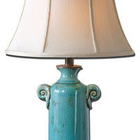 Miletto Blue Table Lamp