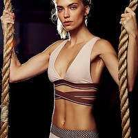 Olympia Activewear Womens Knot Bra