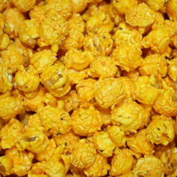 Loaded Baked Potato Popcorn