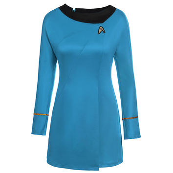 Star Trek Female Uniform Dress