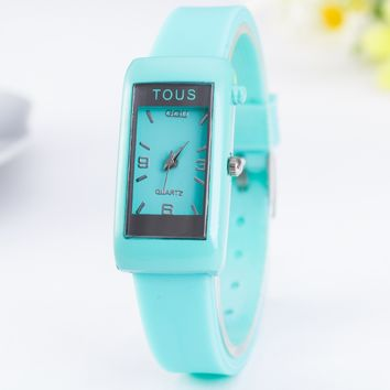 Mint Green Watch with Gift Box