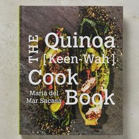 The Quinoa [Keen-Wah] Cookbook by Anthropologie in Grey Size: One Size Books
