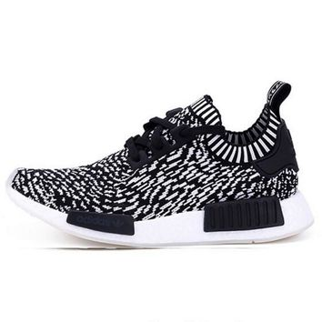 Adidas NMD Trending Unisex Personality Running Sports Shoes Sneakers I