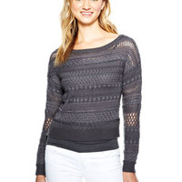 Willa Mixed Stitch Sweater