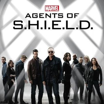 Marvel Agents of Shield poster Metal Sign Wall Art 8in x 12in