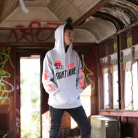 Bonzai Hooded Sweatshirt Grey
