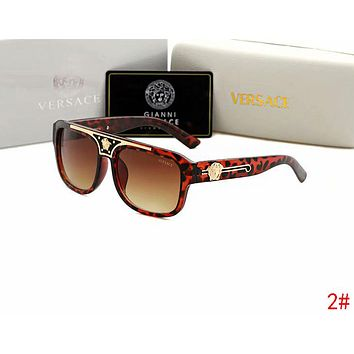 Versace Fashion Men Women Summer Sun Shades Eyeglasses Glasses Sunglasses 2# I13518-1