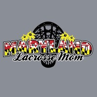 Lacrosse - Maryland Lacrosse Mom Bella Tank Top